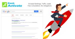 rank activate seo web design agency